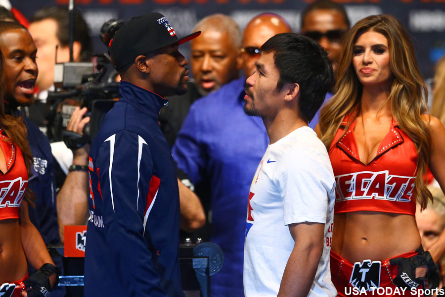 Floyd Mayweather Manny Pacquiao