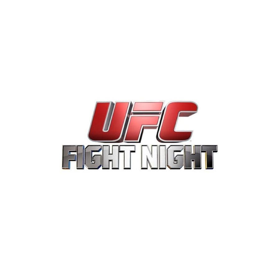 UFC Poster Fight Night