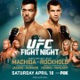 'UFC on FOX: Machida vs. Rockhold' Live Results