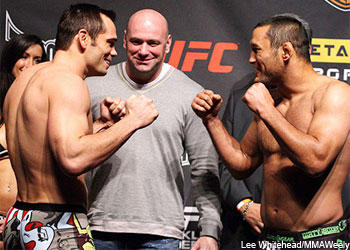 Rich Franklin vs. Dan Henderson