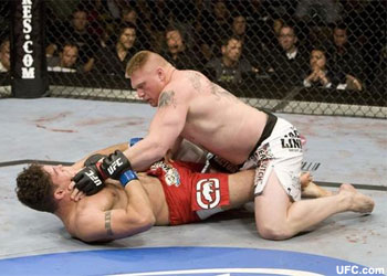 Brock Lesnar vs. Frank Mir