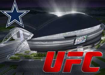 UFC in Dallas Stadium