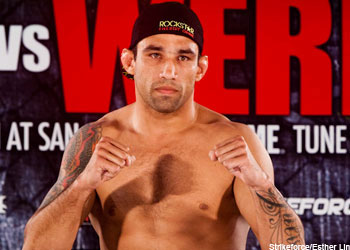 Strikeforce Heavyweight Fabricio Werdum