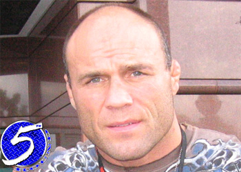 UFC Legend Randy Couture