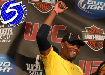 UFC Middleweight Anderson Silva