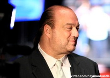 Heyman Hustle Paul Heyman of WWE