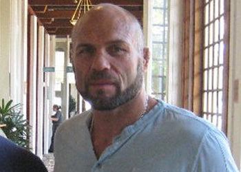 UFC Hall Of Famer Randy Couture