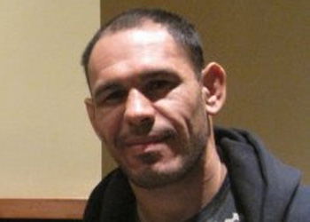 UFC Light Heavyweight Antonio Rodrigo Nogueira
