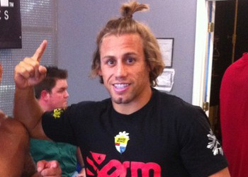 WEC Featherweight Champ Urijah Faber