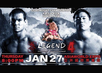 Watch Legends MMA full video