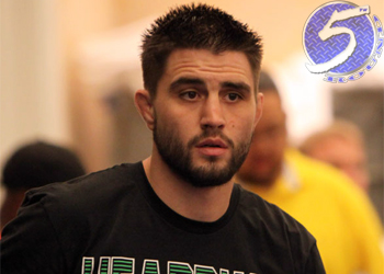 CARLOS CONDIT Issues Statement Regarding Georges St-Pierre's Injury