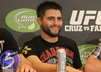 CARLOS CONDIT Signs Multi-Fight Contract Extension with UFC ...
