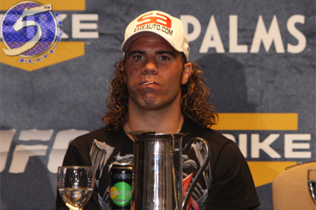 UFC Lightweight Clay Guida