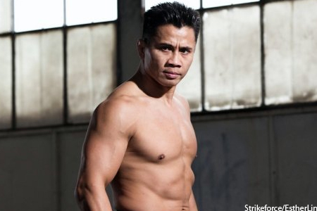 UFC Cung Le Strikeforce
