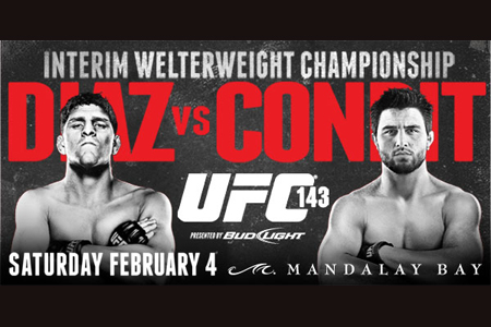 "UFC: 143 Condit vs. Diaz ODDS Preview by ""Tommy Dangerously"""