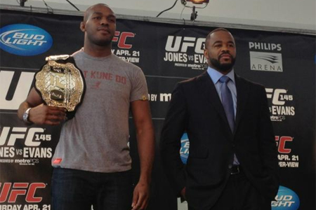 UFC 145: Jones vs. Evans' Results and Recap | 5thRound.