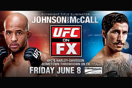 UFC on FX 3: Johnson vs. McCall Recap