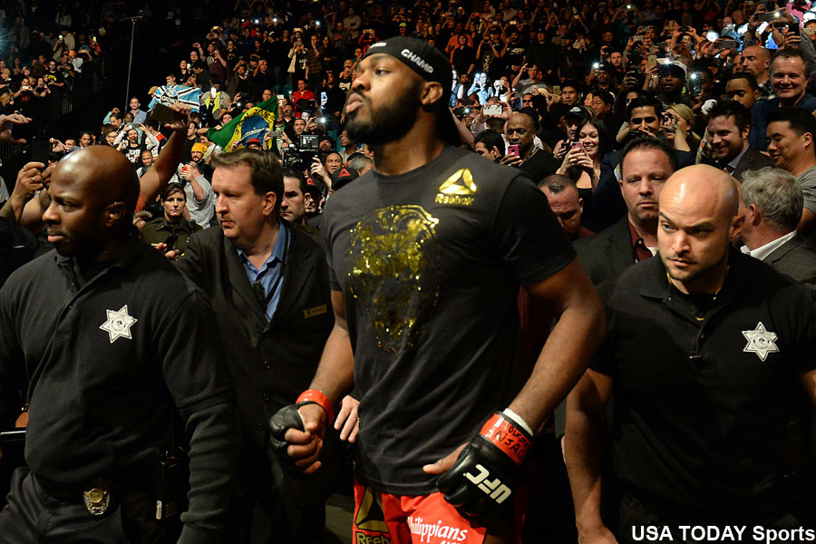 7def5b5d8da Reebok Terminates Contract With Jon Jones After Arrest - 5thRound ...