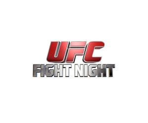 UFC logo Fight Night