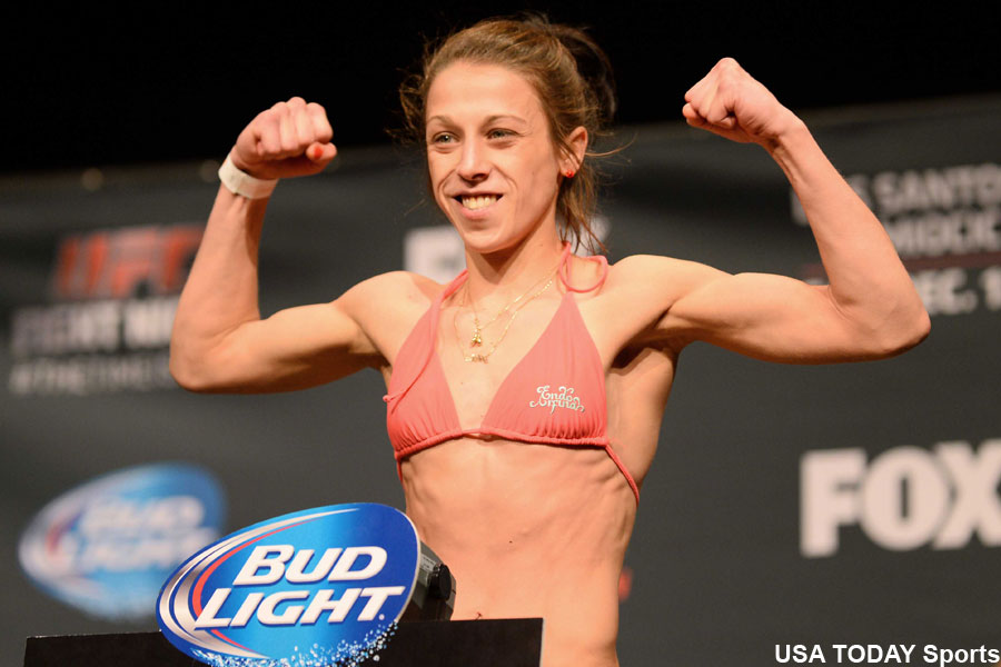 'UFC Fight Night: Jedrzejczyk vs. Penne' Live Weigh-Ins ...