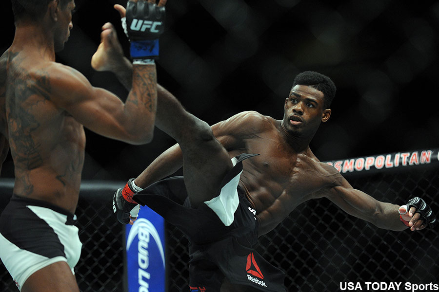 UFC Aljamain Sterling