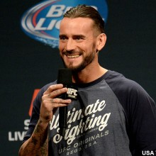 UFC CM Punk Phil Brooks
