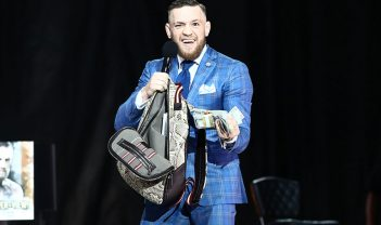 Conor McGregor Mayweather