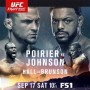 'UFC Fight Night 94: Johnson vs. Poirier' Live Results