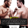 """Strikeforce: Nashville"" Results"